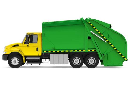 Вывоз мусора в СПБ от Увозов