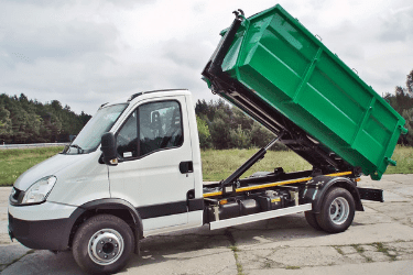 Пухтовоз — ГАЗ с системой мультилифт