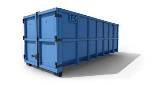 Картинка ПУХТО для мусора — контейнер мультилифт на 27 кубов