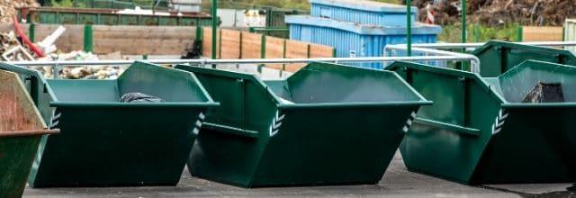 Утилизация старой мебели бесплатно на площадках с мусорными контейнерами под ТБО