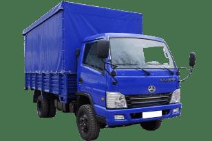 Фургон BAW Fenix 33462 (на 10, 12 или 16 кубов, грузоподъёмностью 3,5 тонны) для вывоза мусора