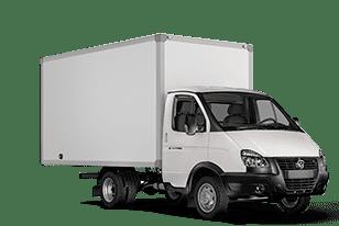Фургон ГАЗель Бизнес 27057-373 (12 или 16 кубов на 3 тонны) для вывоза мусора
