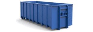 Пухто на 20 м³ — контейнер на 20 кубов для тяжёлых и крупногабаритных бытовых или строительных отходов
