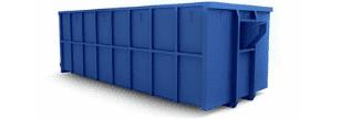 Пухто на 27 м³ — контейнер на 27 кубов для тяжёлых и крупногабаритных бытовых или строительных отходов