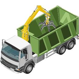 вывоз мусора в пухто