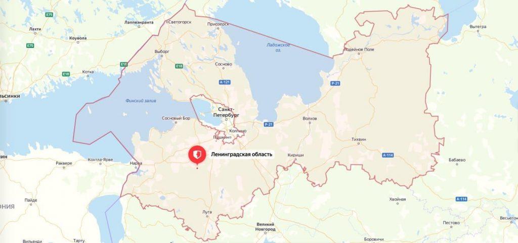 Откачка септиков в Ленинградской области