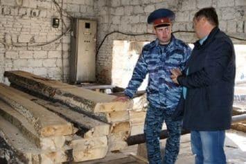 Фото Кузбасской колонии, которую оштрафовали за отказ платить за НВОС